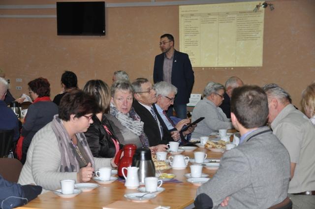 Ilustracja do informacji: Walne Zebranie Członków Stowarzyszenia Lokalna Grupa Działania Regionu Kozła