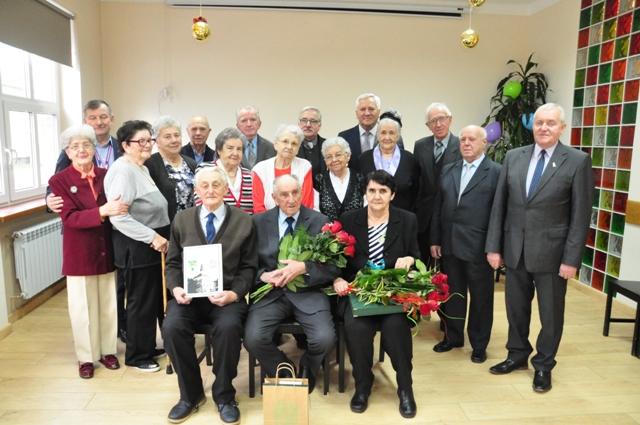 Ilustracja do informacji: Pan Jan Banach skończył 100 lat!