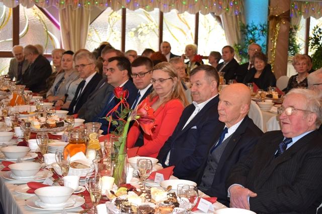 Ilustracja do informacji: Spotkanie kombatantów