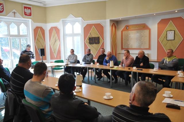 Ilustracja do informacji: Walne Zgromadzenie Delegatów Miejsko – Gminnej Spółki Wodnej w Zbąszynku