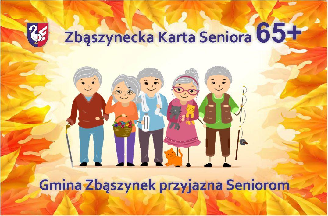 Ilustracja do informacji: PIERWSZE KARTY SENIORA WYDANE