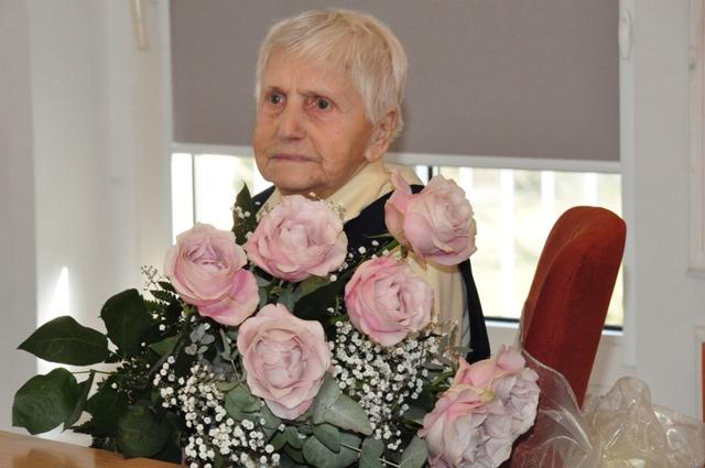 Ilustracja do informacji: 100 rocznica urodzin Pani Rozalii Piskorz