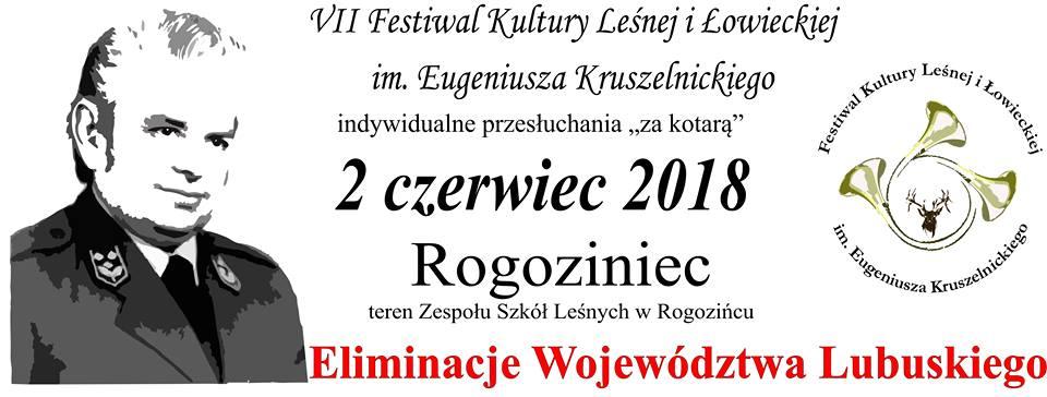 Ilustracja do informacji: VII Festiwal Kultury Leśnej i Łowieckiej im. Eugeniusza Kruszelnickiego