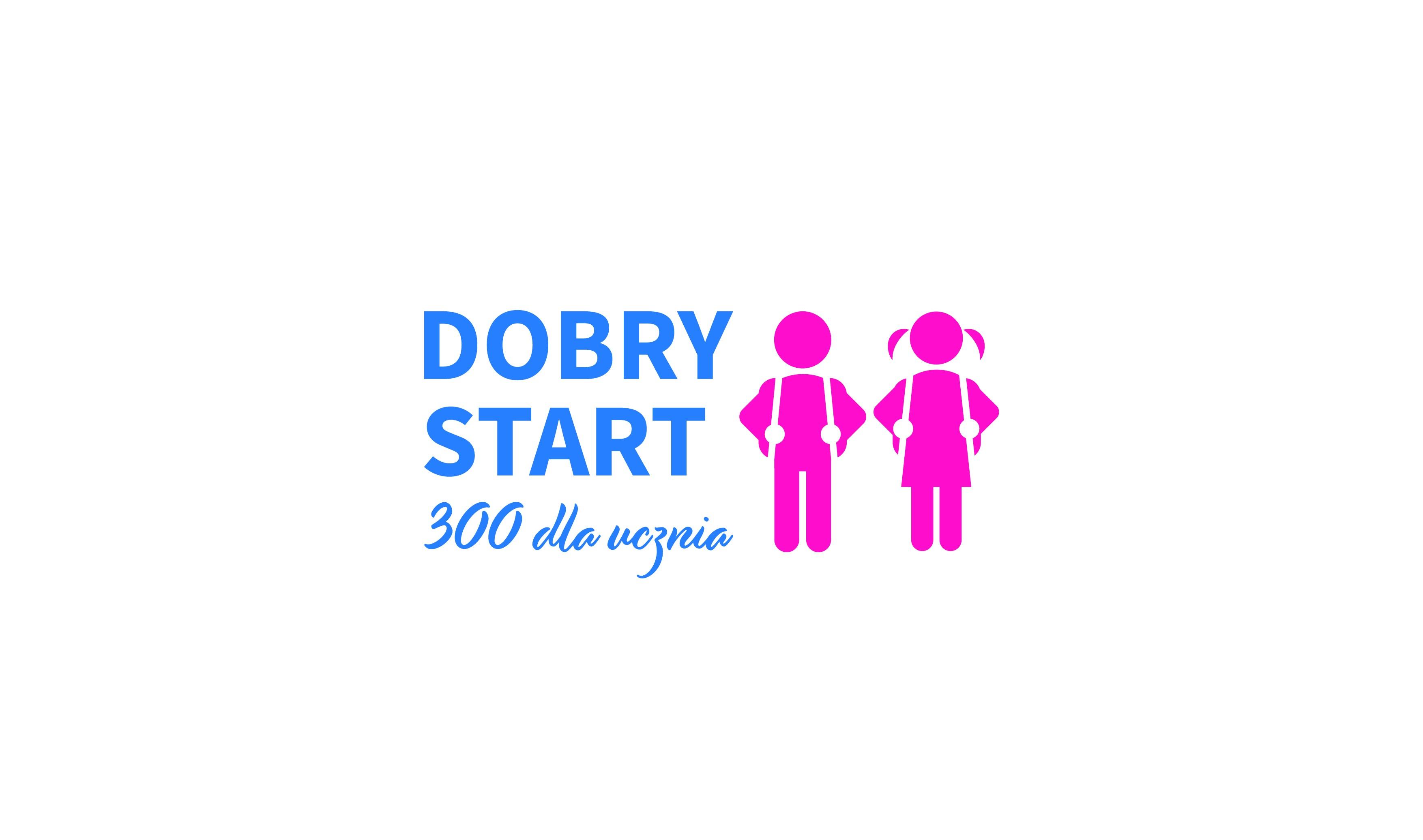 Ilustracja do informacji: DOBRY START - NOWE ŚWIADCZENIE 300 PLUS