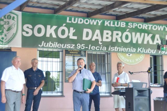 """Ilustracja do informacji: 95-lecie Ludowego Klubu Sportowego """"SOKÓŁ"""""""