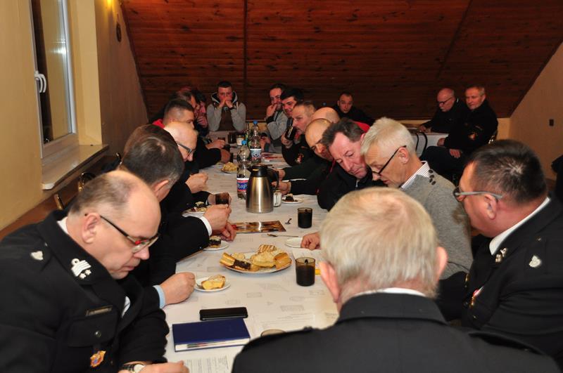 Ilustracja do informacji: Zebrania Sprawozdawcze Gminnych Ochotniczych Straży Pożarnych