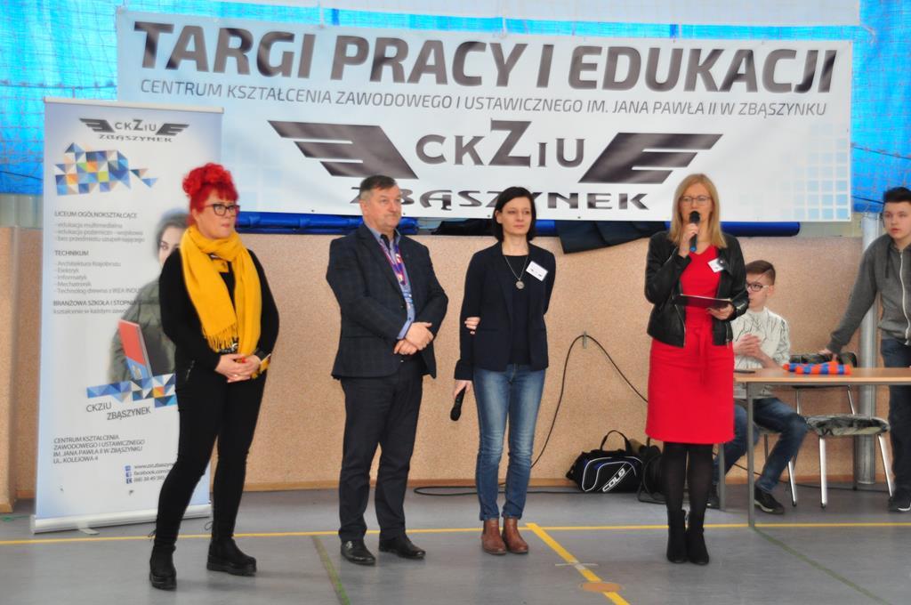 """Ilustracja do informacji: Targi Pracy i Edukacji oraz """"Wagary w CKZiU"""""""
