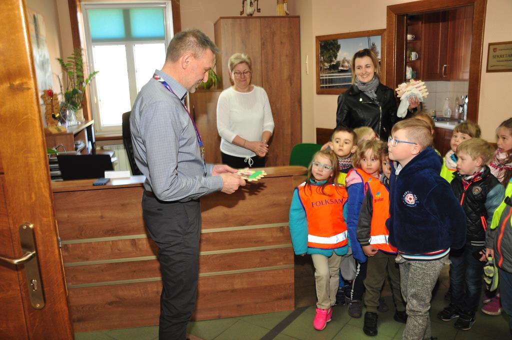 Ilustracja do informacji: Życzenia Wielkanocne przedszkolaków