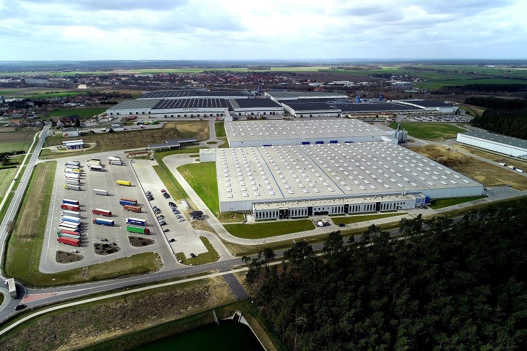 Ilustracja do informacji: IKEA Industry otwiera nową fabrykę mebli EKET w Zbąszynku