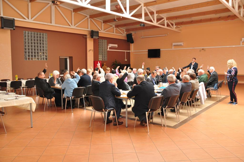 Ilustracja do informacji: Konferencja Lokalnej Grupy Działania Regionu Kozła