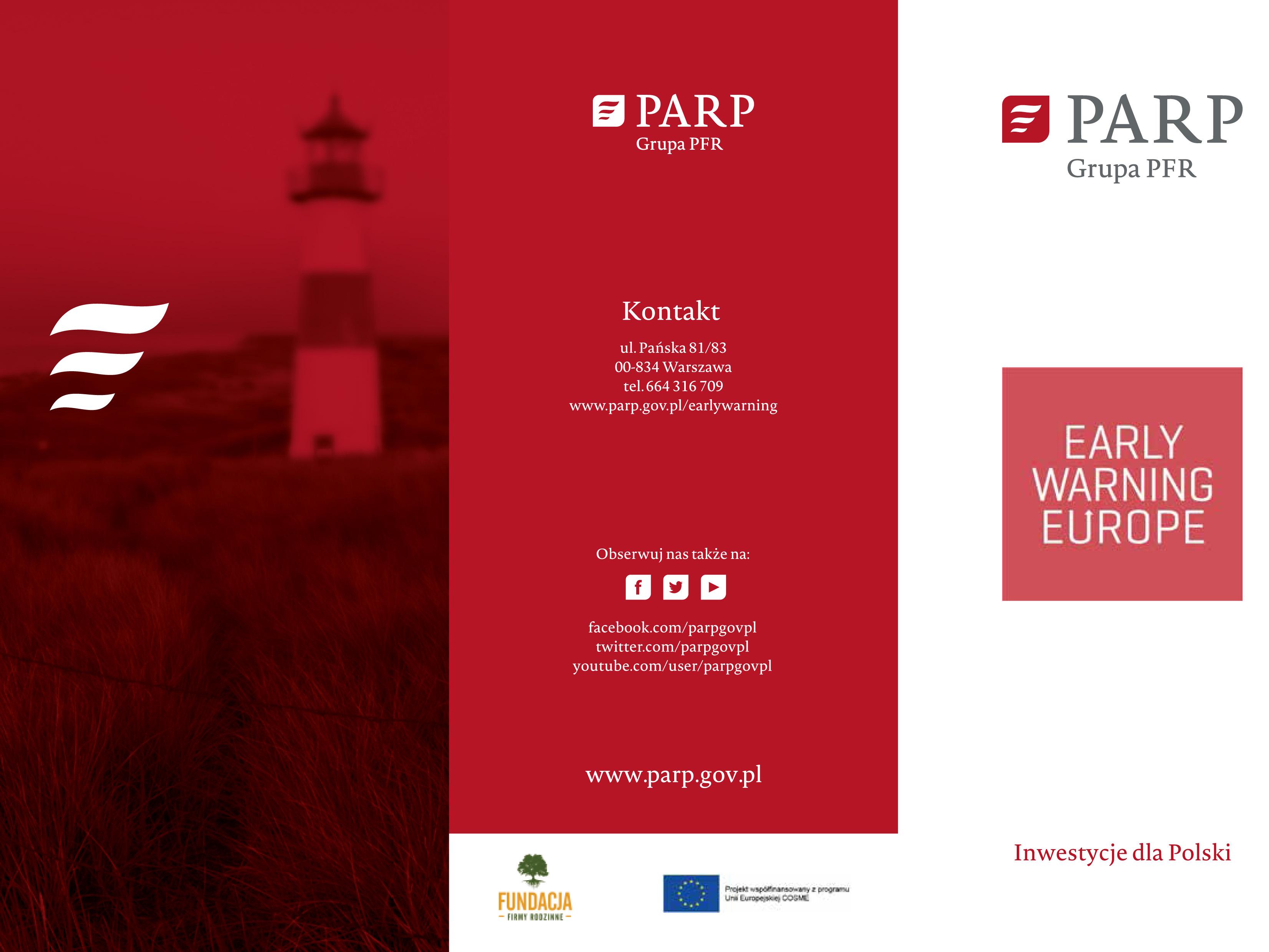 Ilustracja do informacji: Early Warning Europe – bezpłatna pomoc dla firm w trudnej sytuacji