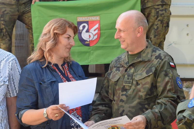 Ilustracja do informacji: Meble dla szkoły w Bośni i Hercegowinie