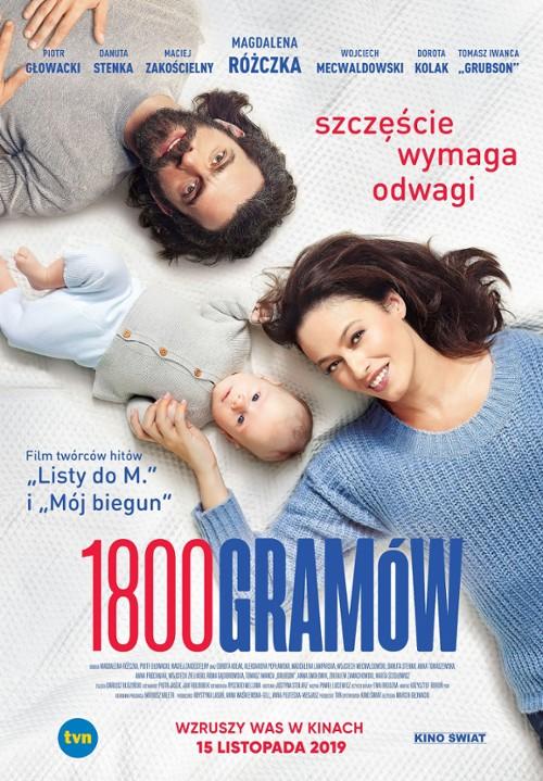 """Ilustracja do informacji: Seniorzy na filmie """"1800 gramów"""""""