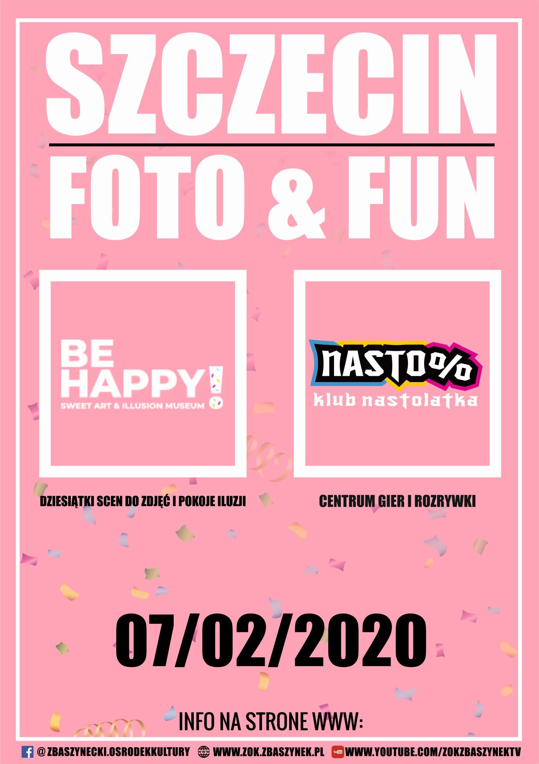 Ilustracja do informacji: SZCZECIN FOTO & FUN