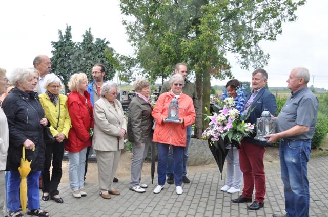 Ilustracja do informacji: Wizyta byłych mieszkańców Zbąszynka