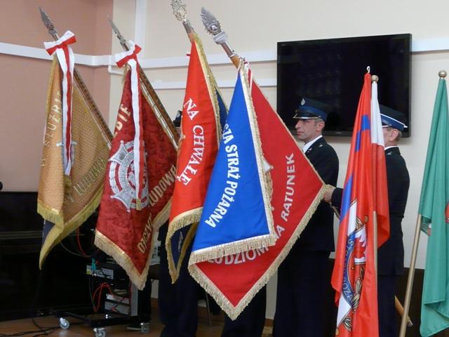 Ilustracja do informacji: Zjazd Oddziału Miejsko-Gminnego Związku Ochotniczych Straży Pożarnych Rzeczypospolitej Polskiej w Zbąszynku