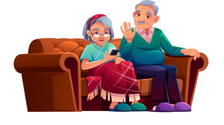 Ilustracja do informacji: Zajęcia ruchowe edukacyjne religijne, filmoteka dla Seniorów !