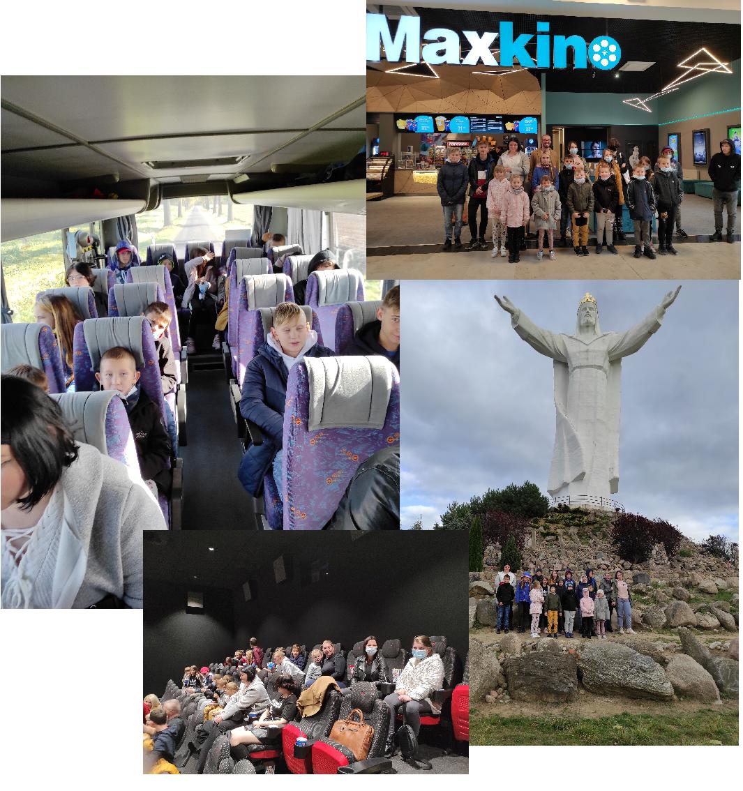 Ilustracja do informacji: Max kino w Świebodzinie