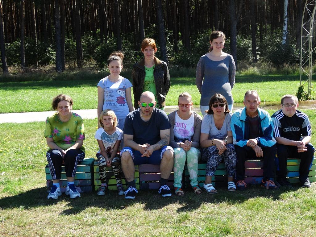 Ilustracja do informacji: Impreza rekreacyjno-sportowa przy Jeziorku Koźlarskim 31.08.2016