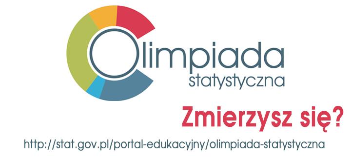 Ilustracja do informacji: Olimpiada Statystyczna. Zmierzysz się?