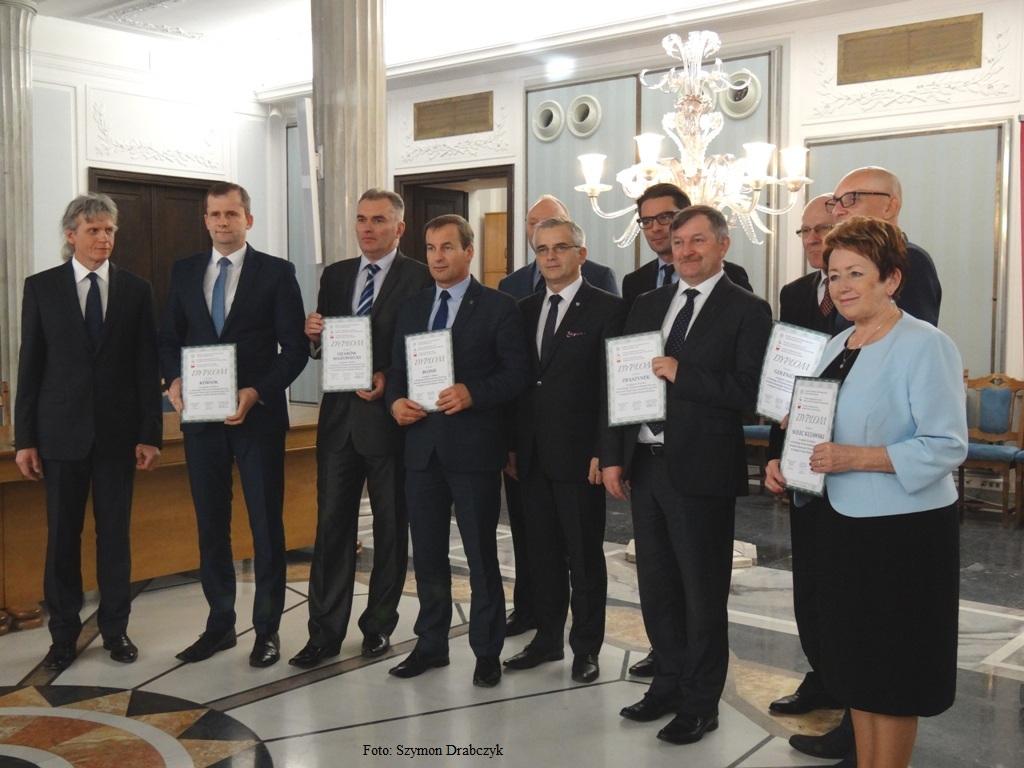 Ilustracja do informacji: Gmina Zbąszynek wśród 10 najlepszych gmin miejsko – wiejskich w Polsce