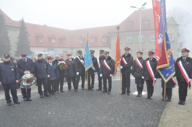 Ilustracja do informacji: Uroczystość poświęcenia Pomnika św. Katarzyny Aleksandryjskiej