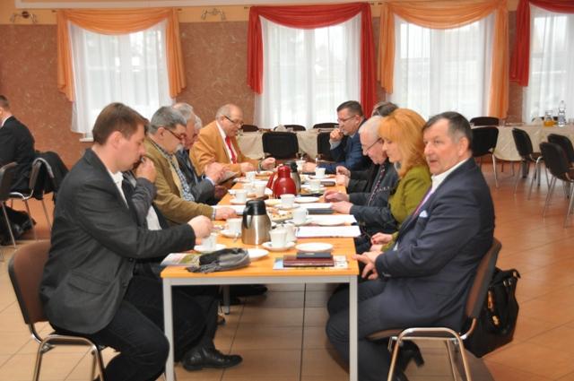 Ilustracja do informacji: Konferencja Regionu Kozła
