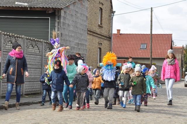Ilustracja do informacji: Powitanie wiosny w Gminie Zbąszynek