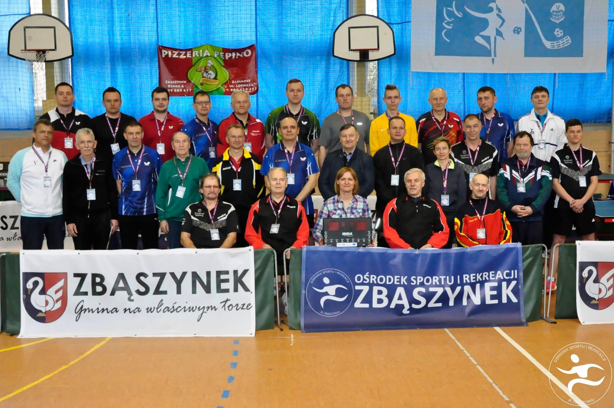 Ilustracja do informacji: Polsko-Niemiecki Turniej Tenisa Stołowego Zbąszynek - Peitz