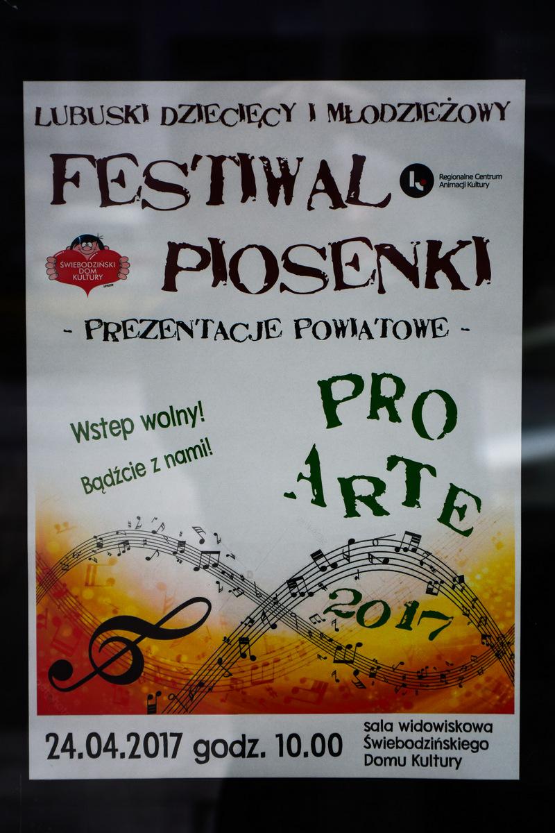 Ilustracja do informacji: Pro Arte - Powiat