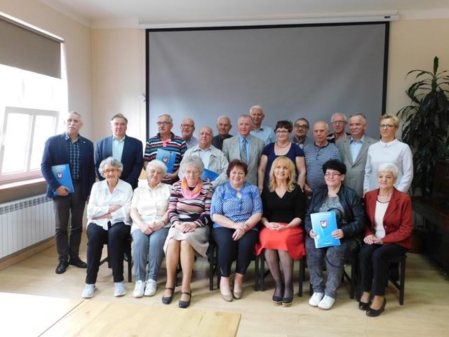 Ilustracja do informacji: Powołanie Rady Seniorów Gminy Zbąszynek