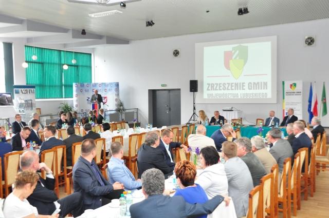 Ilustracja do informacji: Konwent Zrzeszenia Prezydentów, Burmistrzów i Wójtów Województwa Lubuskiego
