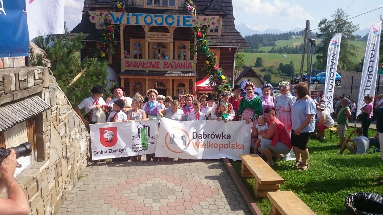 """Ilustracja do informacji: Festiwal Folkloru Polskiego 51. """"Sabałowe Bajania"""" w Bukowinie Tatrzańskiej"""