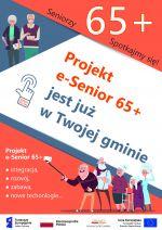 Miniatura zdjęcia: Projekt e-Senior