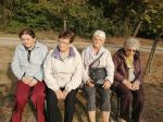 Miniatura zdjęcia: Seniorzy na Jeziorku Koźlarskim