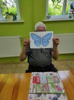 """Miniatura zdjęcia: Challenge """"Niebieskie motyle"""""""