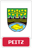 Herb miasta partnerskiego - Peitz
